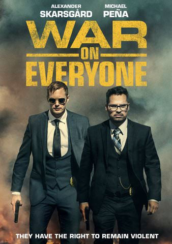 War on Everyone [Ultraviolet - HD]