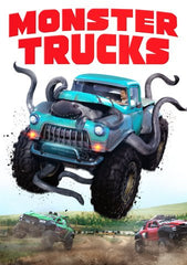 Monster Trucks [Ultraviolet - HD]