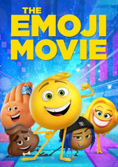 The Emoji Movie [VUDU - HD or iTunes - HD via MA]