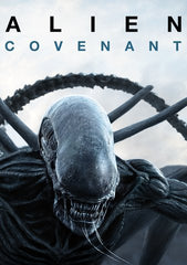 Alien: Covenant [Ultraviolet OR iTunes - HDX]
