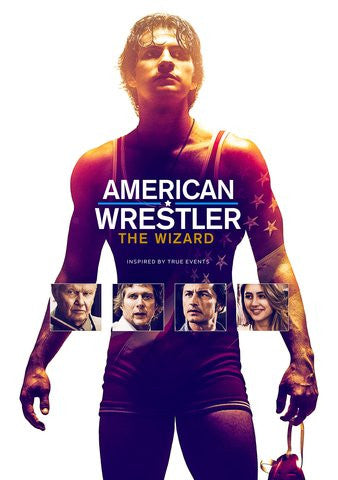American Wrestler: The Wizard [Ultraviolet - HD]
