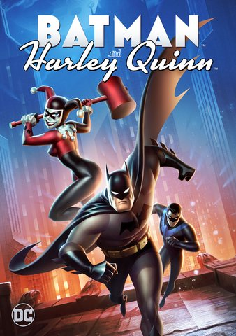 Batman and Harley Quinn [Ultraviolet - HD]