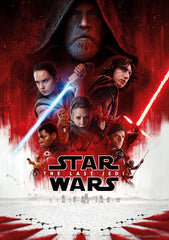 Star Wars: The Last Jedi [VUDU, iTunes, or Disney - HD]