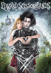 Edward Scissorhands [Ultraviolet - HD or iTunes - HD via MA]