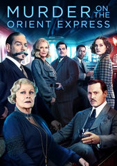 Murder on the Orient Express [Ultraviolet - HD or iTunes - HD via MA]