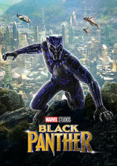 Black Panther [VUDU, iTunes, or Disney - HD]