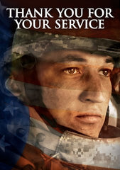Thank You for Your Service [Ultraviolet - HD or iTunes - HD via MA]