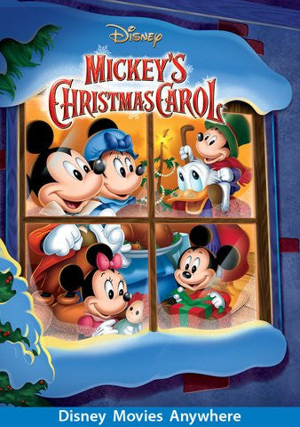 Mickey's Christmas Carol [VUDU - SD]