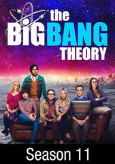 The Big Bang Theory - Season 11 [Ultraviolet - HD]