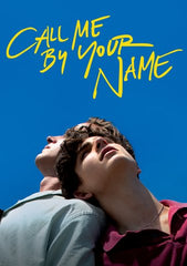 Call Me by Your Name [Ultraviolet - SD or iTunes - SD via MA]