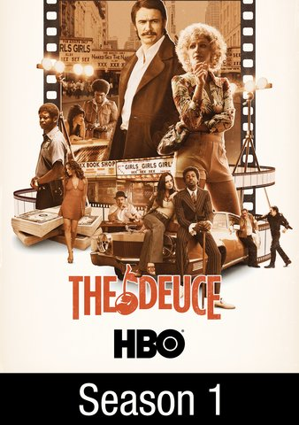 The Deuce - Season 1 [Ultraviolet - HD]