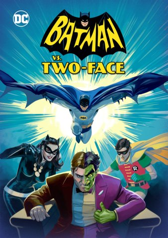 Batman vs. Two-Face [Ultraviolet - HD]