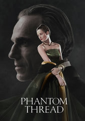 Phantom Thread [Ultraviolet - HD or iTunes - HD via MA]