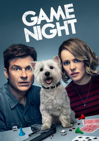Game Night [VUDU - HD or iTunes - HD via MA]