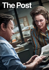 The Post [Ultraviolet - HD or iTunes - HD via MA]