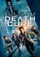 Maze Runner: The Death Cure [Ultraviolet - HD or iTunes - HD via MA]