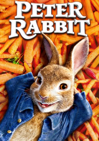 Peter Rabbit [Ultraviolet - HD or iTunes - HD via MA]