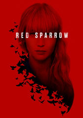 Red Sparrow [Ultraviolet - HD or iTunes - HD via MA]