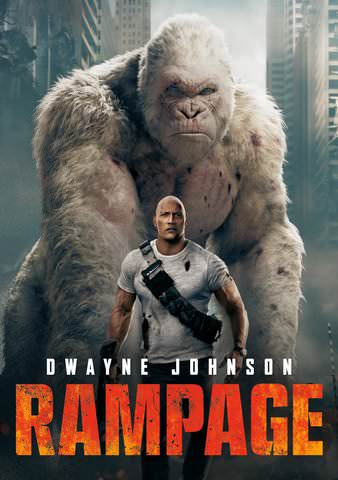 Rampage [Ultraviolet - HD or iTunes - HD via MA]