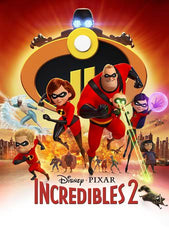 Incredibles 2 [VUDU, iTunes,  Movies Anywhere - 4K UHD]