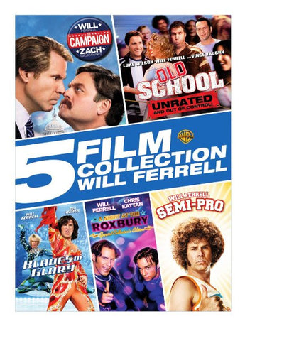 5 Film Collection: Will Farrell [Ultraviolet - SD]