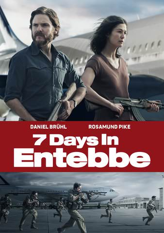 7 Days in Entebbe [Ultraviolet - HD or iTunes - HD via MA]