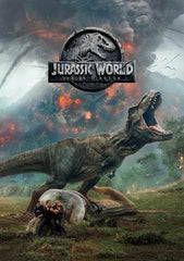 Jurassic World: Fallen Kingdom [Ultraviolet - HD or iTunes - HD via MA]
