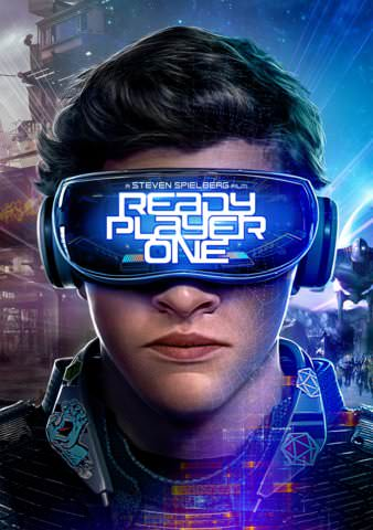 Ready Player One [Ultraviolet - HD or iTunes - HD via MA]