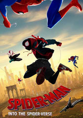 Spider-Man: Into the Spider-Verse [VUDU - SD or iTunes - SD via MA]