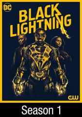 Black Lightning - Season 1 [Ultraviolet - HD]