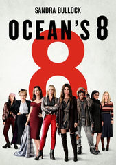 Ocean's Eight [Ultraviolet - HD or iTunes - HD via MA]