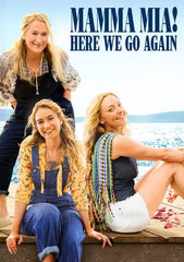 Mamma Mia! Here We Go Again [Ultraviolet - HD or iTunes - HD via MA] PRE-ORDER