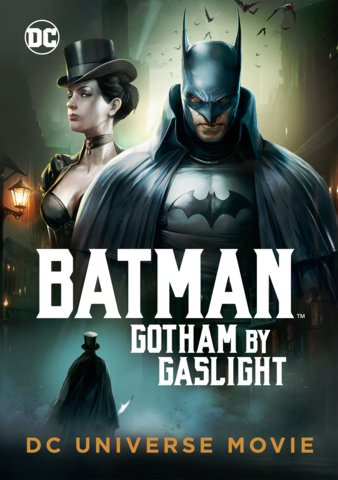 Batman: Gotham by Gaslight [Ultraviolet - HD or iTunes - HD via MA]