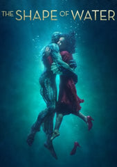 The Shape of Water [Ultraviolet - HD or iTunes - HD via MA]