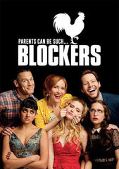 Blockers [Ultraviolet - HD or iTunes - HD via MA]