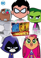 Teen Titans Go! To The Movies [VUDU- HD or iTunes - HD via MA]