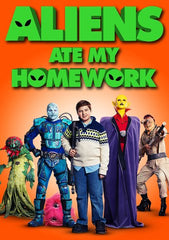 Aliens Ate My Homework [Ultraviolet - HD or iTunes - HD via MA]