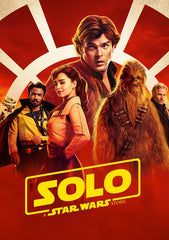 Solo: A Star War's Story [VUDU, iTunes, or Disney - HD] PRE-ORDER
