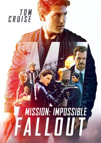 Mission: Impossible - Fallout [iTunes - 4K UHD]