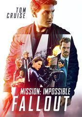 Mission: Impossible - Fallout [VUDU - HD]
