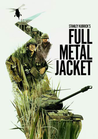 Full Metal Jacket [VUDU - 4K UHD or iTunes - 4K UHD via MA]