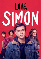 Love, Simon [Ultraviolet - HD or iTunes - HD via MA]