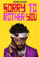 Sorry to Bother You [Ultraviolet - HD or iTunes - HD via MA]