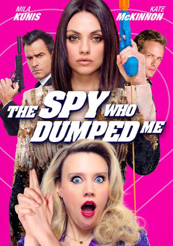 The Spy Who Dumped Me [Ultraviolet - HD] PRE-ORDER