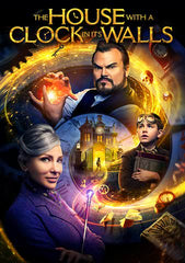 The House with a Clock in its Walls [VUDU - HD or iTunes - HD via MA]