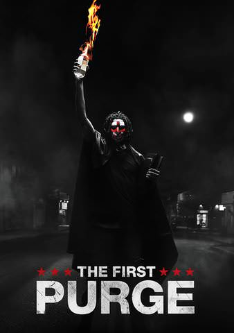 The First Purge [Ultraviolet - HD or iTunes - HD via MA]