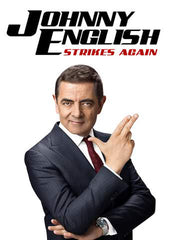 Johnny English Strikes Again [VUDU - HD or iTunes - HD via MA]