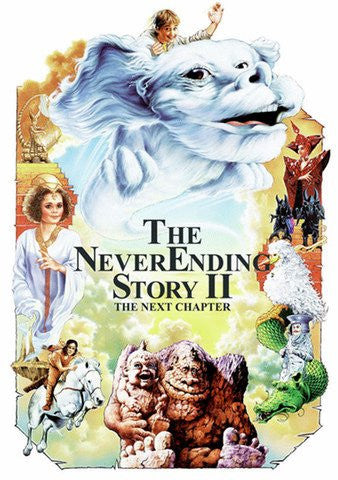 The NeverEnding Story II: The Next Chapter [Ultraviolet - SD]