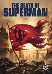 The Death of Superman [Ultraviolet - HD or iTunes - HD via MA]