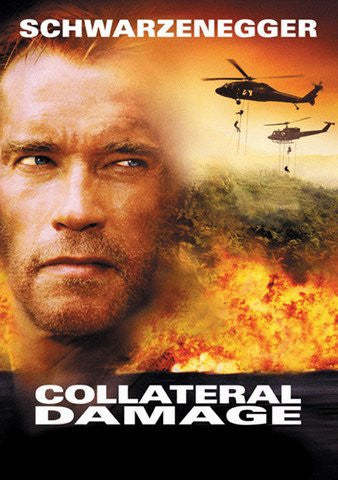 Collateral Damage [Ultraviolet - HD]
